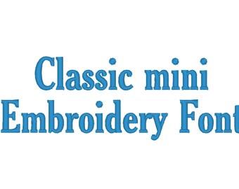 mini monogram machine