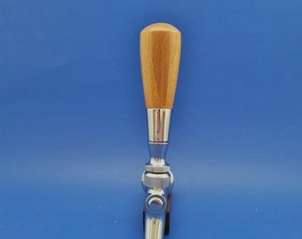 Beer tap handle, Handcrafted, Bamboo