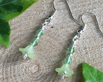 Narcissi Daffodil Earrings