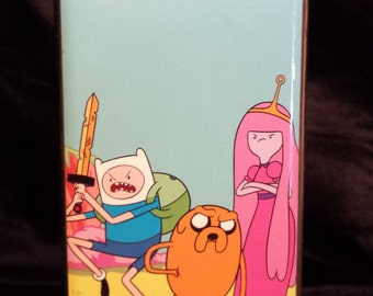 Adventure Time - 8 oz stainless steel flask