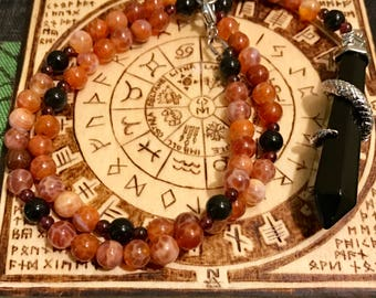 The Serpent Tower: Prayer Beads for Loki