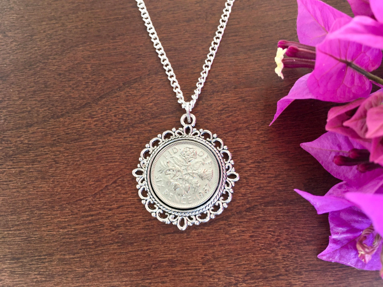 50th Birthday Gift For Women 1967 Birthday Gift 50th