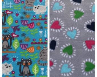 Fleece Cat Blanket(C58)