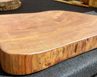 Luxury chopping board (Elm Gaia board )