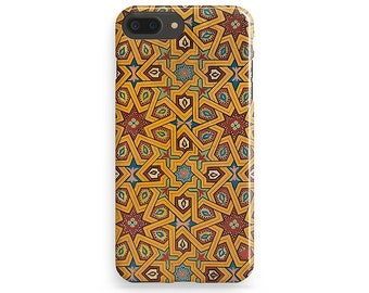 Moroccan iPhone Case, Marble iPhone 7 Case, iPhone 6, iPhone 7 Plus Case, iPhone 6S Plus Case, iPhone 4-5 Case, iPhone SE, Marble Phone Case