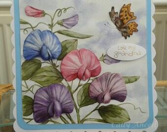 FC102 - Grandma Birthday Card