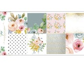Floral Fashionista Weeklies for EC Vertical or Horizontal