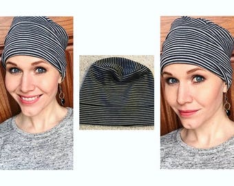 Between The Lines Chemotherapy Hat
