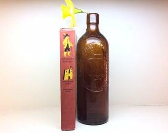 vintage Duffy Whiskey bottle