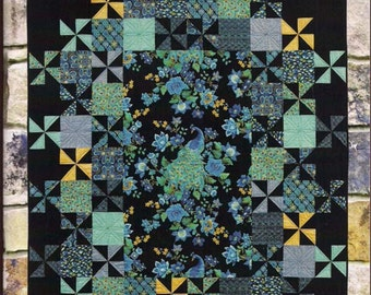 Grand Central pattern by Swirly Girls