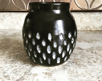 Ceramic vase. Ready to ship. Flower vase.