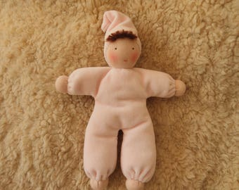Cuddle doll, Babies first doll