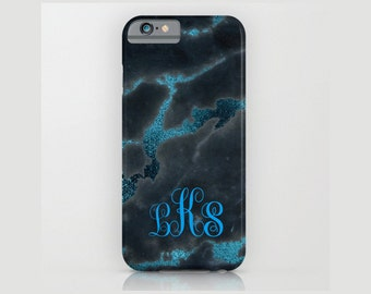 Custom Device case for iPhone 5/5s, iPhone 6/6s, iPhone 7 / 7s, Samsung, Galaxy, Phone, Monogram, Marble, Custom, Classic, Gift, Christmas