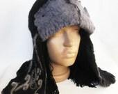 Trapper Hat, Teen hat, Ladies woolen hat,  Asian hat, Girlfriend gift, Warm Hat, Gift for her, woman gift, winter gift, winter accessories