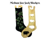 Wooden Sock Blockers, Sock Knitting, Sock Blockers, Sheep, Medium