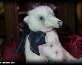 Teddy Bear Forest Toy Stuffed Animal White Artist Teddy Gothic forest