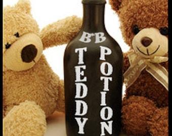 Teddy Potion BB - UNscented Pheromone Blend for Men / Unisex - Love Potion Magickal Perfumerie