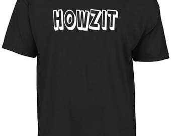 South African - Howzit tee
