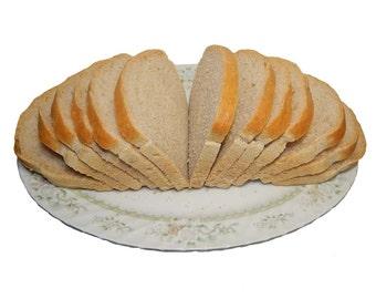 Organic Rustic Sourdough Bread ~ Sliced