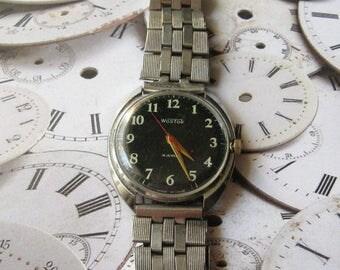 Working Wostok Watch, Wrist Watch for Men, Men's Watch, Working Watch, Vintage Watch, For Him Gift, Mechanical Watch, Vintage W