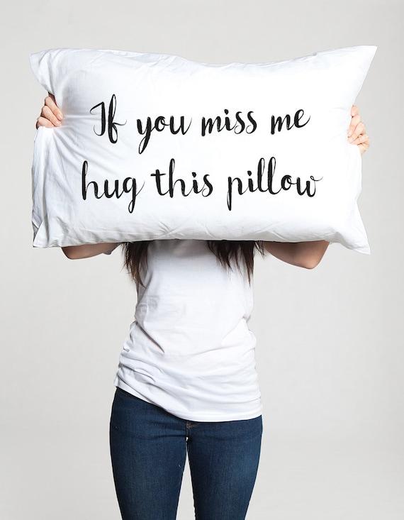 Like this item? & Long distance relationship Gift Pillow case Boyfriend Love pillowsntoast.com