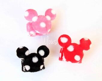 Mickey Bracelet, Minnie Bracelet, Slap Bracelet, Mickey Slap Bracelet, Disney Slap Bracelet, Disneyland Bracelet, Bracelet, Minnie Accessory