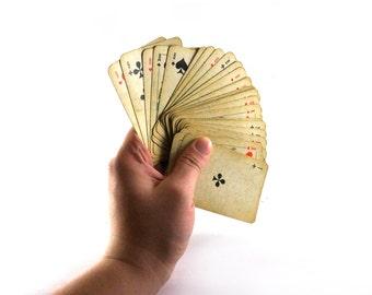 Soviet playing cards, Vintage card deck Russian cards deck Souvenir deck Collectible card deck Antique card deck Retro card deck 80s
