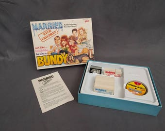 1990 Married With Children Game