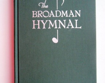 The Broadman Hymnal/ Vintage Hymnal/ 1940