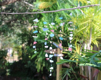 bohemian wind chime, sun catcher, hippie