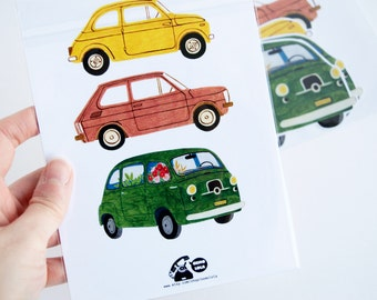 Stickers Pack x 6