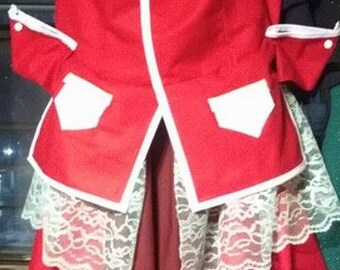 Anthy Himemiya Costume