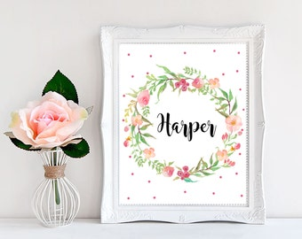 Gft diy etsy baby name sign personalized baby gifts best selling items nursery decor name negle Gallery