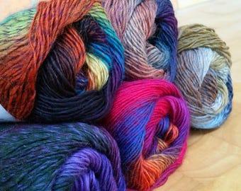 Drops Delight sock yarn, 4 Ply, 50g, 175 mts, wool and nylon