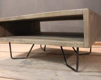 Coffee Table / Reception Table, Chunky Cuboid (The Chidingly)