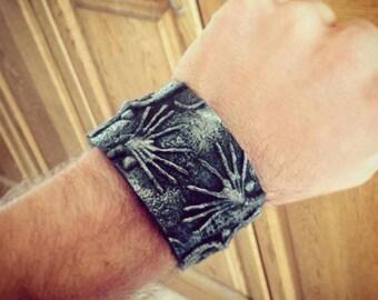 Xenomorph Alien Giger Bracelet 3D Printed