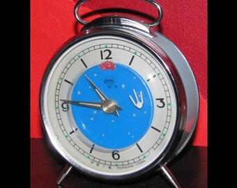 Rocket Clock Etsy