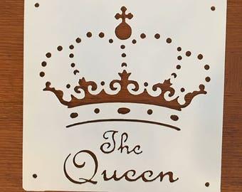 The Queen Sign (Steel)