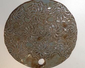Ceramic Cheese Platter