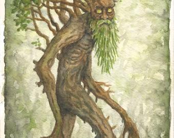 Treebeard--Print