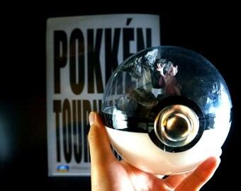 SPECIAL MEWTWO - Pokeball Diorama