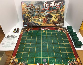Lionheart Board Game