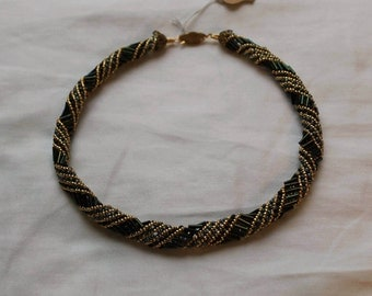 Russian Spiral Necklace