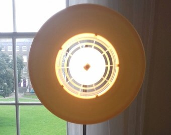 Vintage retro space age lampshade