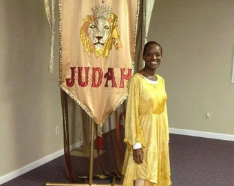 Lion of Judah Banner