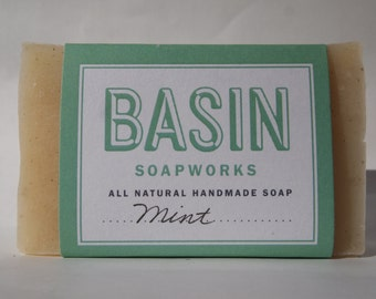 Mint Handmade Soap
