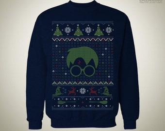 The Boy Who Gifted - SWEATER / Ugly Sweater