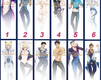 Yuri!!! on ice (poliester) _ ship your dakimakura anime Body pillow