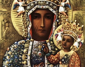 Our Lady Of Czestochowa Original