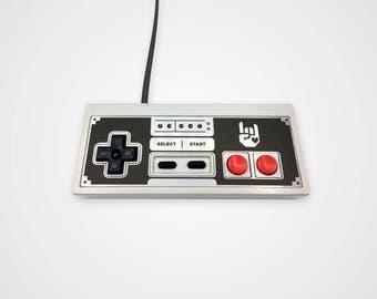 8-Bit Rock NES Controller Faceplate